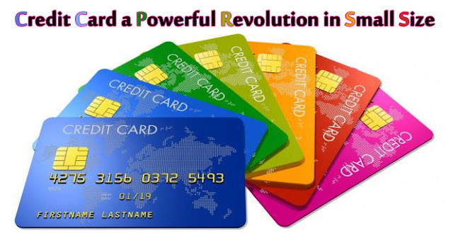 Credit Card a powerful revolution