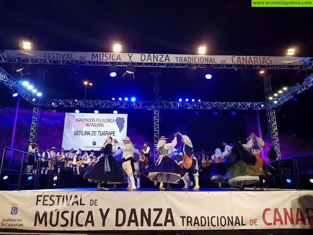 """ALFAGUARA: A """"Tenderete"""" y al Festival Regional de Folclore de Gáldar"""
