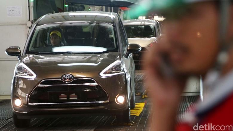 Toyota Sienta Produksi Indonesia Laris Manis di Brunei, Singapore, dan Thailand