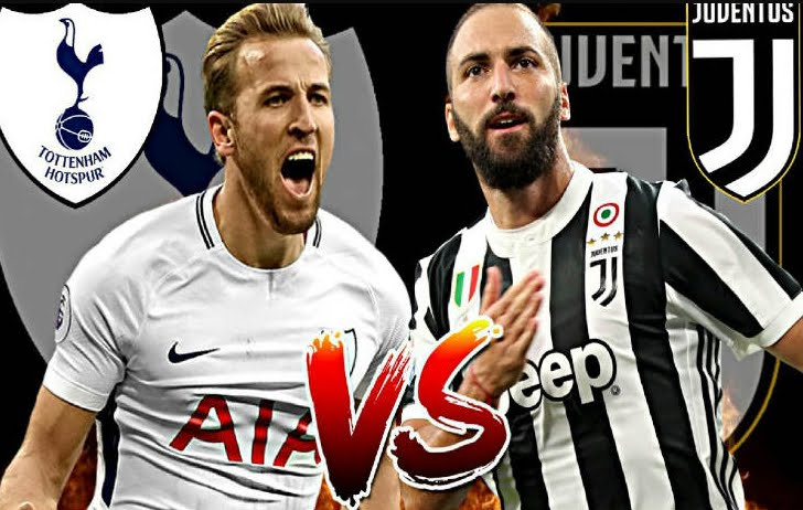 DIRETTA TOTTENHAM-JUVENTUS Streaming Gratis Champions League: info YouTube Facebook, dove vederla oggi