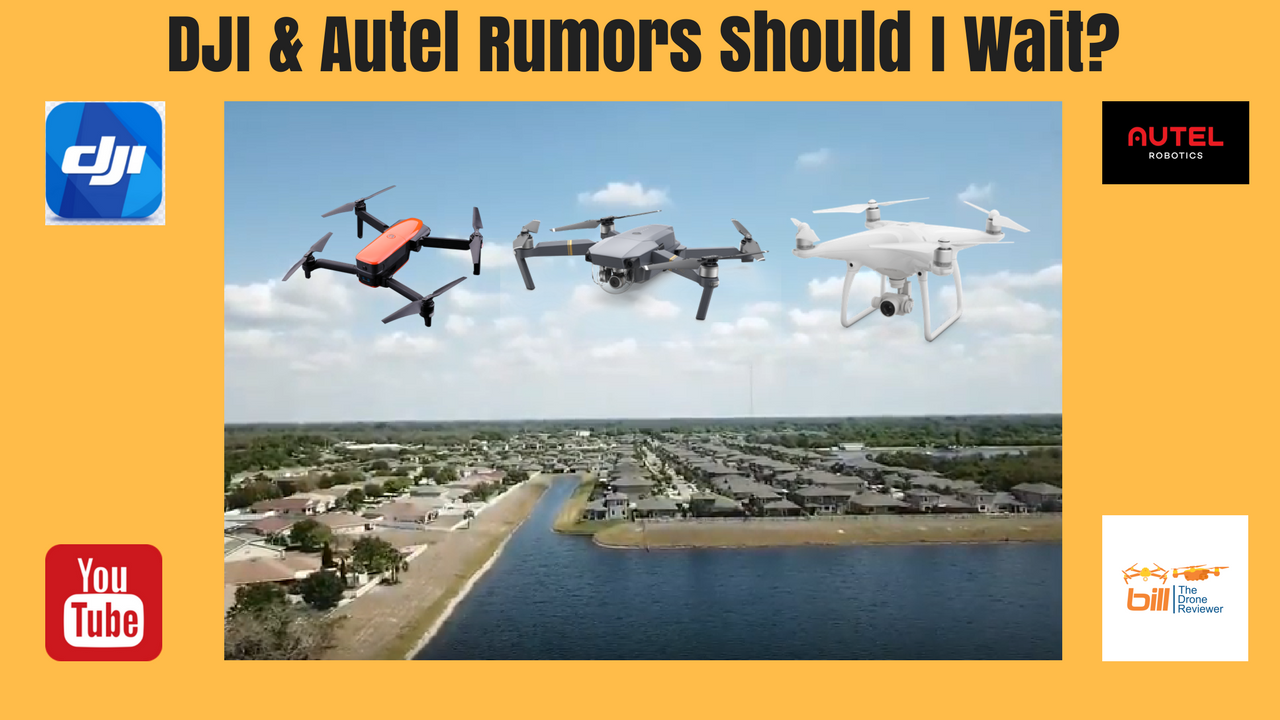 dji drone 2019 rumors  | 600 x 336