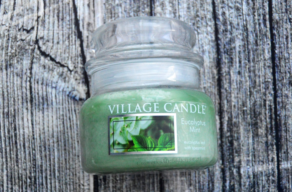 VILLAGE CANDLE | Eucaliptus Mint / Galeria55