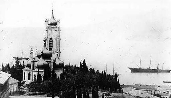 Храм Иоанна Златоуста. XIX в.