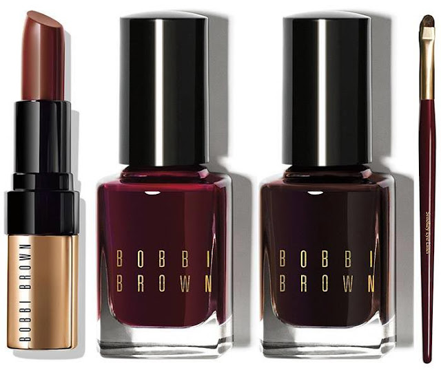 Bobbi Brown Wine and Chocolate Makeup Collection Holiday 2016