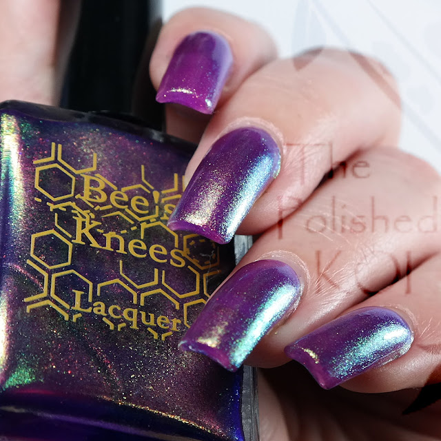 Bee's Knees Lacquer - When Witches Don't Fight