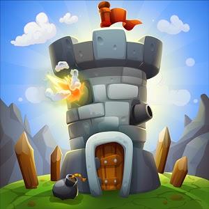 تحميل لعبة Tower Crush v1.1.4 مهكرة كاملة للاندرويد (اخر اصدار)