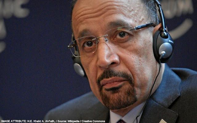 NEWS | Saudi Arabia Switches Oil Minister Ahead of June OPEC Meeting