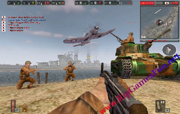 Battlefield 1942 Game Download,cover,screenshot,image,wallpaper
