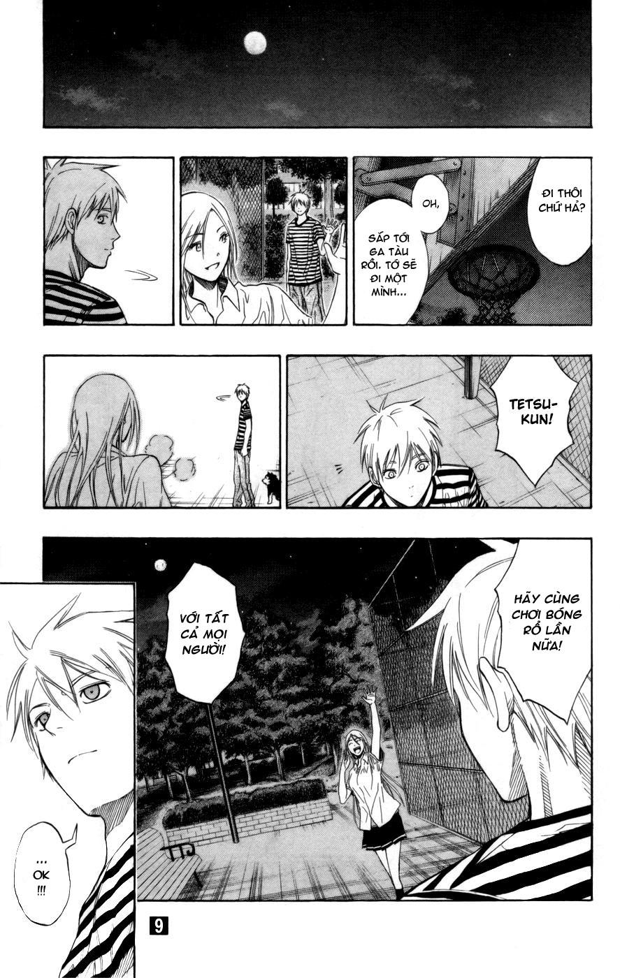 Kuroko No Basket chap 080 trang 19