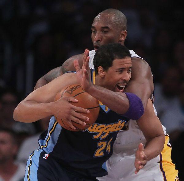 Fotos LA Lakers Vs Denver Nuggets Game 1