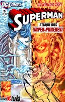 Os Novos 52! Superman #5