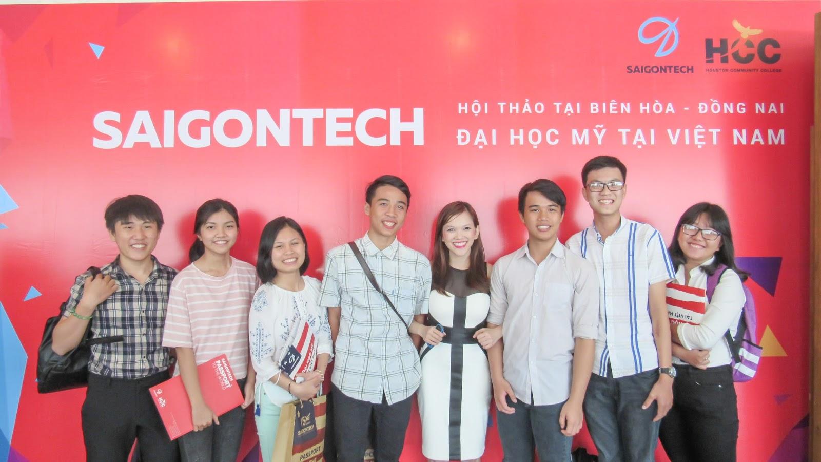 SaigonTech Seminar at Bien Hoa, Dong Nai