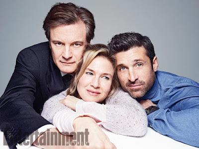 Qui Bridget Jones va-t-elle choisir ? Le suspense est insoutenable