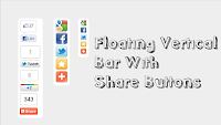 Menambahkan Floating Share Button Vertical