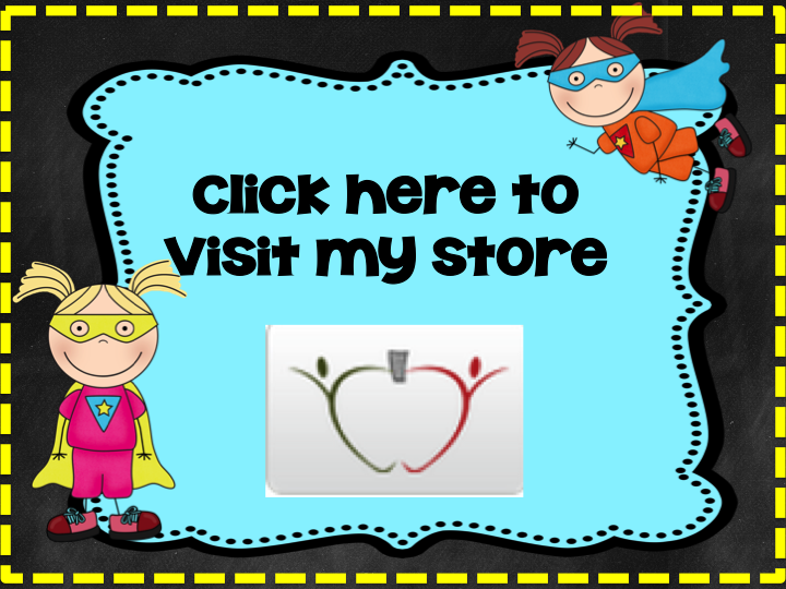 Visit Fern Smith's Classroom Idea's TPT Store