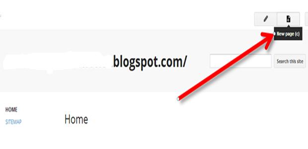 store data to blogger through site.google.com