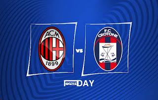 AC Milan vs Crotone – Highlights