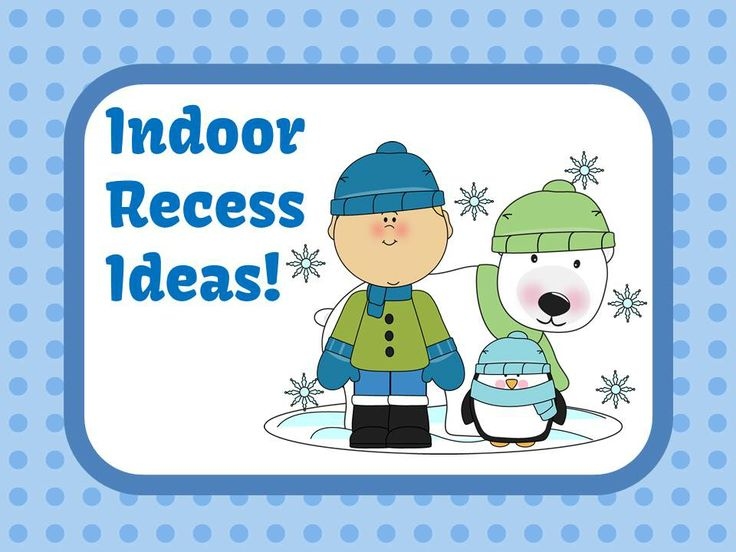 Fern Smith's Classroom Ideas Pinterest Board - Indoor Recess Activities with Free Printable Downloads to Help You in Your Classroom develope an Indoor Recess Binder! FREE!