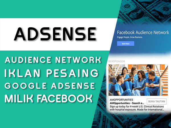 Facebook Audience Network iklan PPC dan CPM