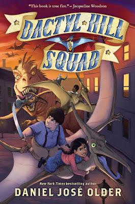 Great Kid Books: Dactyl Hill Squad, by Daniel Jose Older