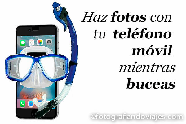 bucear con iPhone