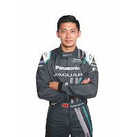 Panasonic Jaguar Racing Driver Ho-Pin Tung