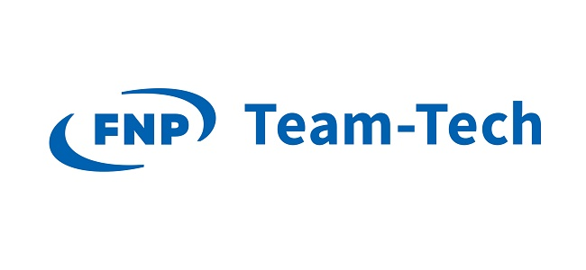 Logo programu Team Tech