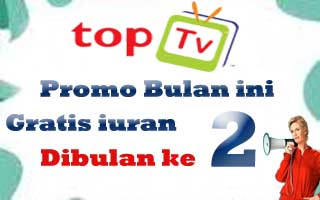 Promo Terbaru Top TV Bulan September 2014