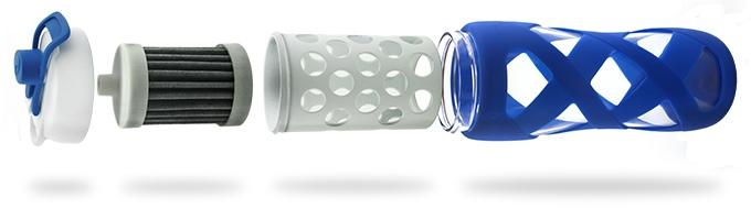 Aquasana Filter Bottle