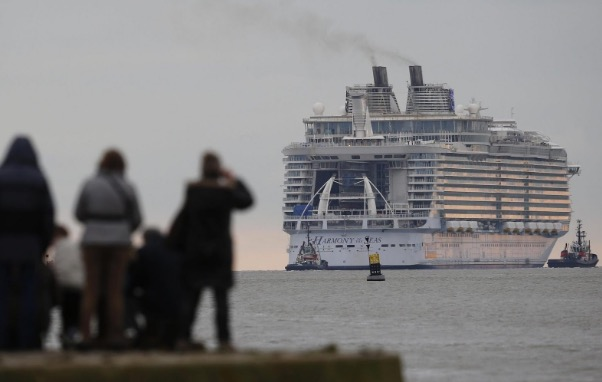 Kenali Bandar Terapung, Harmony Of The Seas
