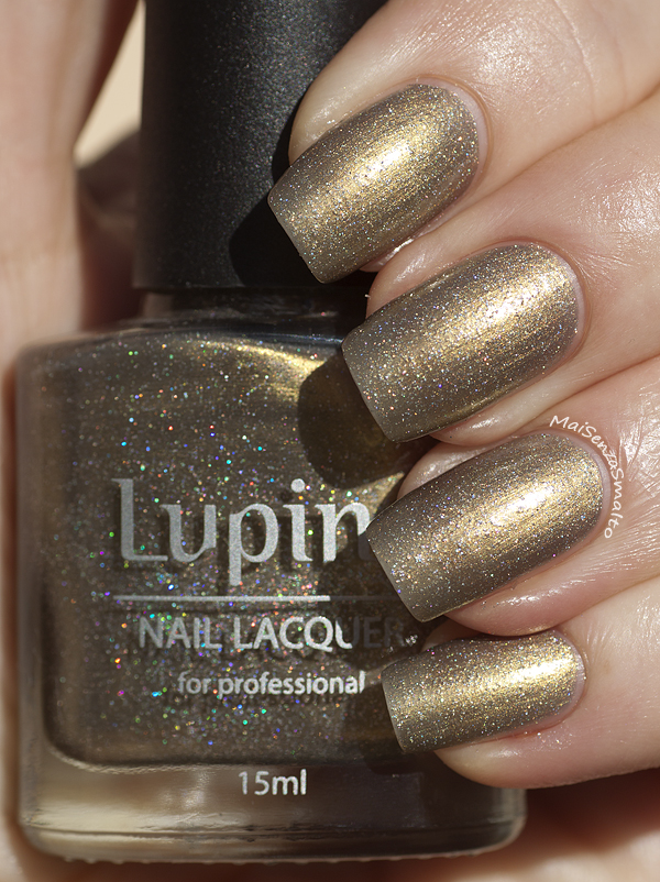 Lupine 루핀 Nail Lacquer LP 043 Gold Opal