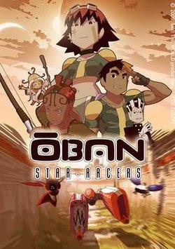 Oban Star Races. Anime que no es anime