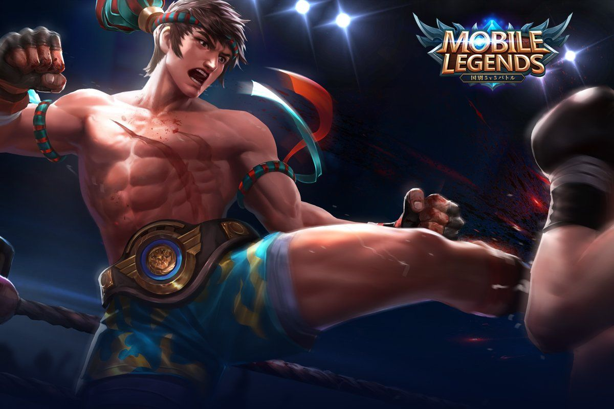 Kumpulan Gambar Dan Wallpaper HD Game Mobile Legends Skin Terbaru