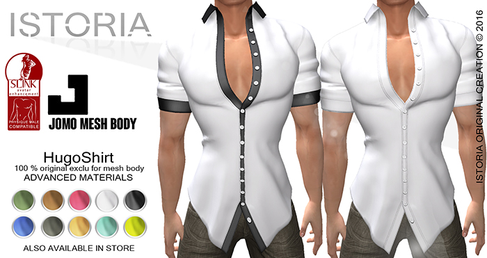 https://marketplace.secondlife.com/p/30-ISTORIA-HugoShirt-white/9322692
