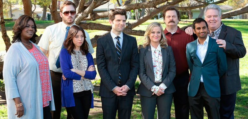 Parks & Recreation 7x13 One Last Ride Part 2