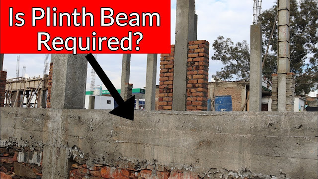 Purpose of Plinth beam in Building