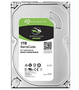 Storage for The Best AMD Video Editing PC Build Under $900 2017