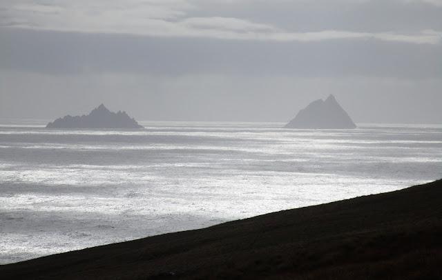 Skellig islands, Skellig Michael, Ireland, Kerry