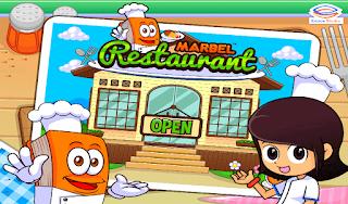 Games Terbaik Untuk Anak Bermain Dan Belajar Dengan Android marbel memasak