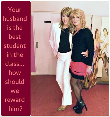 The best student at Sissy Academy TG Caption - Hard TG Caps - Crossdressing and Sissy Tales and Captioned images