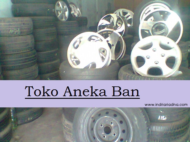 Bisnis Ban Toko Aneka Ban