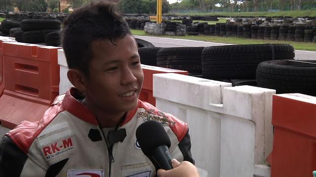 Moto3: Khairul Idham 'Mengganas' Sejak Berusia 14 Tahun