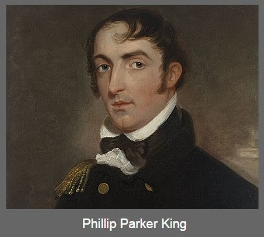 Tomb of Phillip Parker King 1791-1856