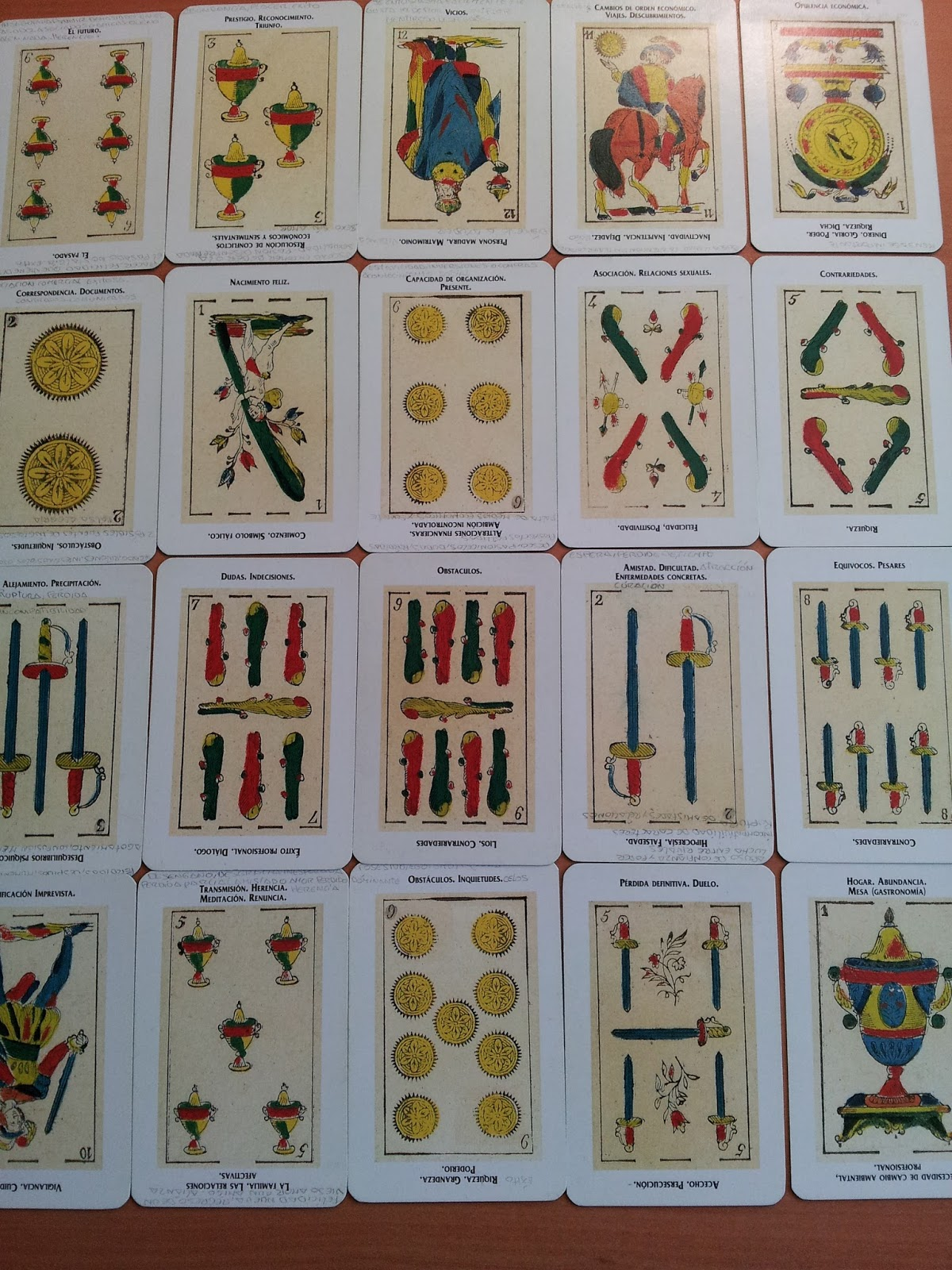 como echar las cartas del tarot españolas gratis consulta de tarot
