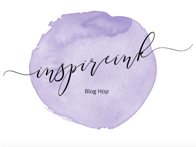 InspireINK April Blog Hop Wedding Nigezza Creates