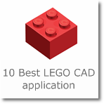 10 Best LEGO CAD application