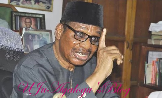 Sagay: Why NJC can't consider Onnoghen's case