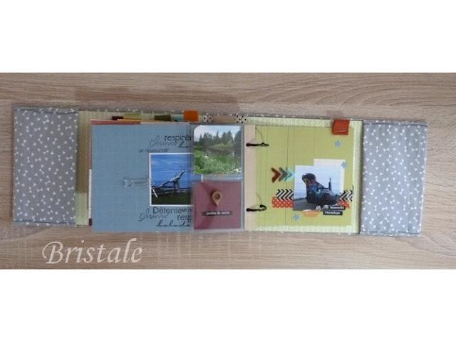 mini album scrap gaspesie atelier edwige bufquin - photo 38