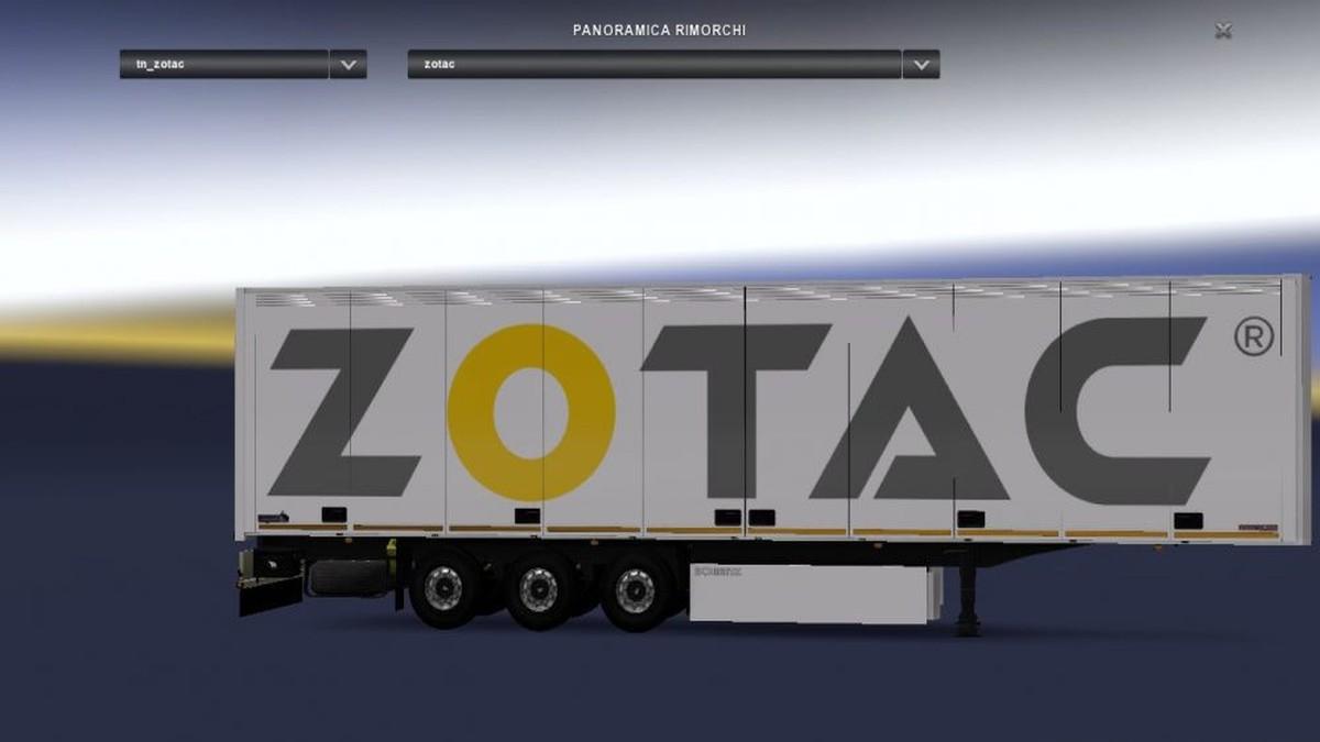 Standalone Zotac Trailer