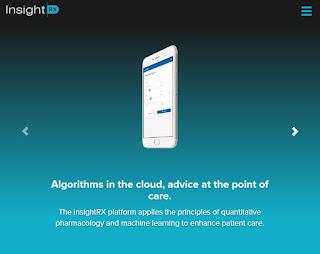 InsightRX's Innovative Digital Health Platform Deliver Patient-Specific Dosing
